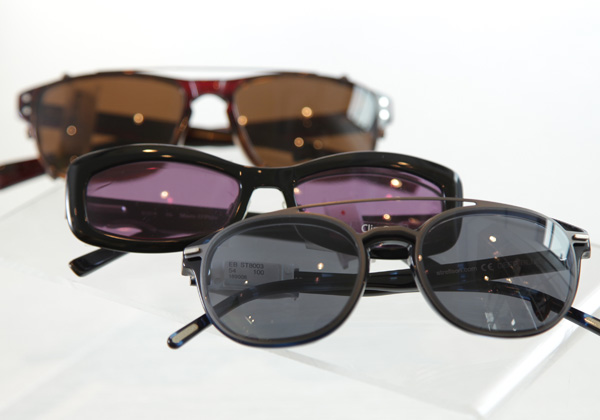 Mehr zum Thema Sonnenbrillen